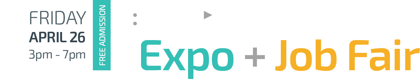 TAG Expo and Job Fair - Friday April 26th from 3pm to 7pm