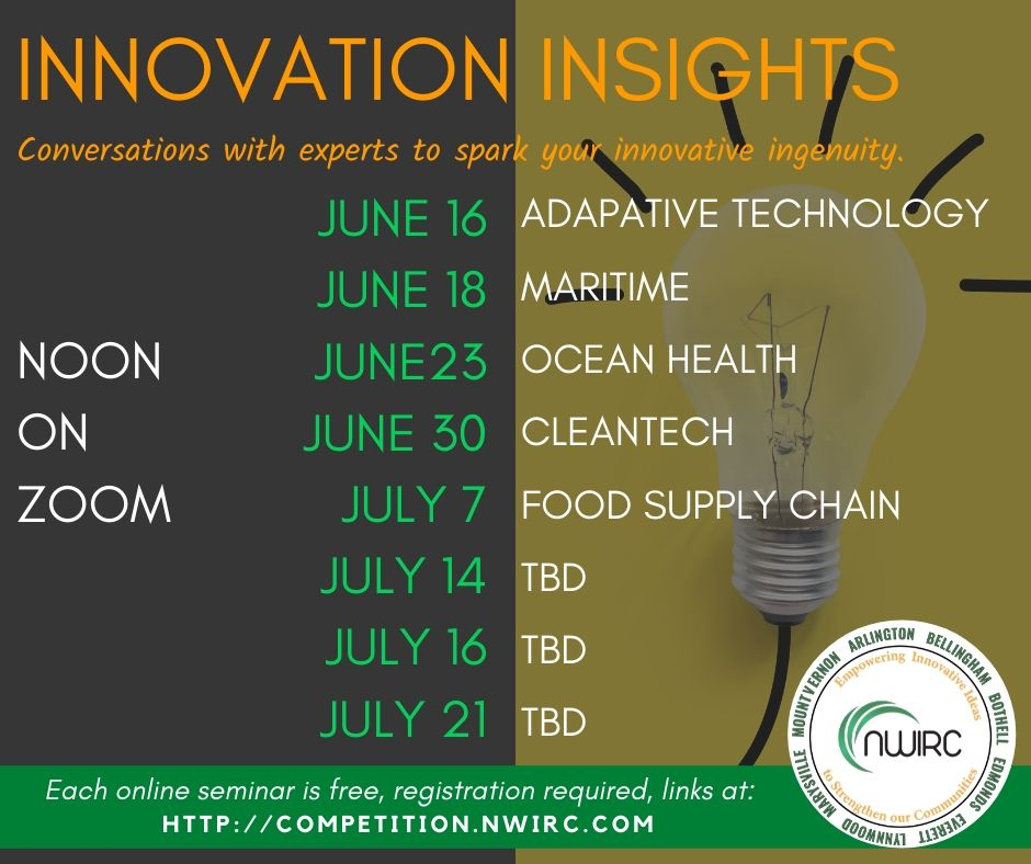 NWIRC inspiring innovation and creativity with Innovation Insights